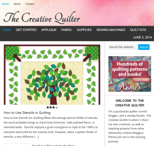 The Creative Quilter